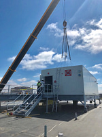 PIDC Completes 10 Wilson Lab Ready Core/Shell Upgrade